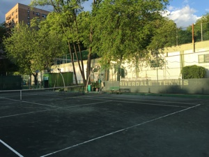 Riverdale Tennis in Bronx, NYC is convenient to tennis players in Riverdale, NYC, Manhattan's Upper West Side and Westchester County, NY